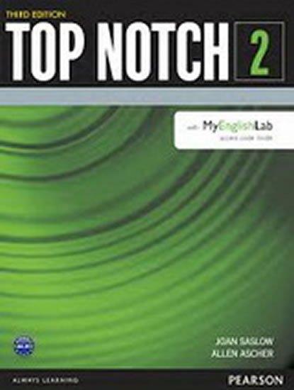 Saslow Joan M.: Top Notch 2 Class Audio CD