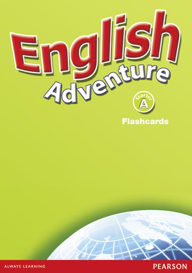 Bruni Cristiana: English Adventure Starter A Flashcards