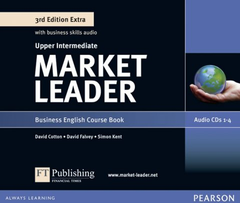 Wright Lizzie: Market Leader 3rd Edition Extra Upper Intermediate Class Audio CD