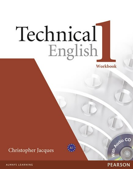 Jacques Christopher: Technical English 1 Workbook w/ Audio CD Pack (no key)