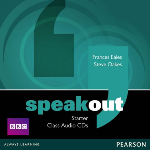 Eales Frances: Speakout Starter Class CD (x2)