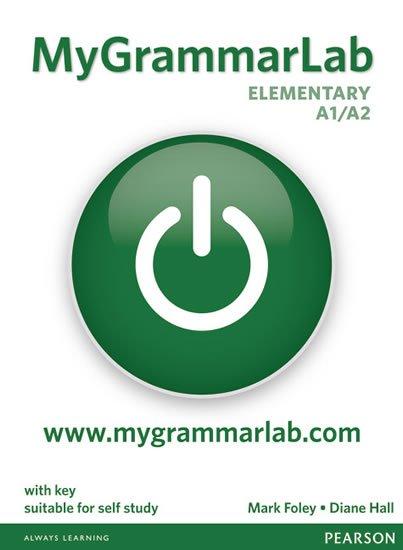 Hall Diane: MyGrammarLab Elementary w/ MyEnglishLab Pack (w/ key)