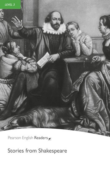 Shakespeare William: PER | Level 3: Stories from Shakespeare Bk/MP3 Pack