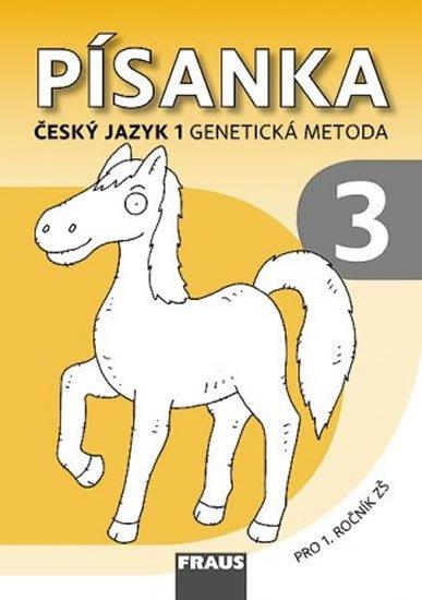 kolektiv autorů: Český jazyk 1 pro ZŠ - Písanka 3 /genetická metoda/