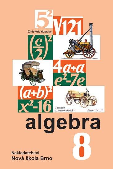 Rosecká Zdena: Algebra 8 – učebnice