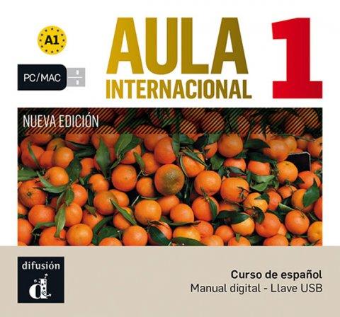 neuveden: Aula Int. Nueva Ed. 1 (A1) – Llave USB