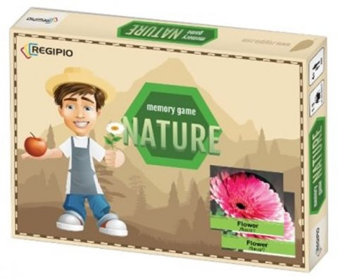 neuveden: Memory Game - Nature