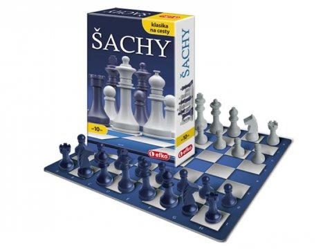 neuveden: Šachy - společenská hra na cesty