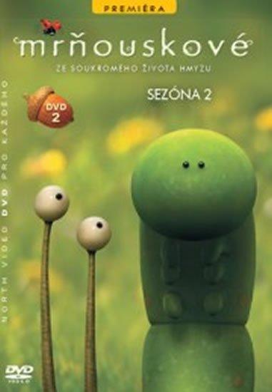 neuveden: Mrňouskové 2. - DVD