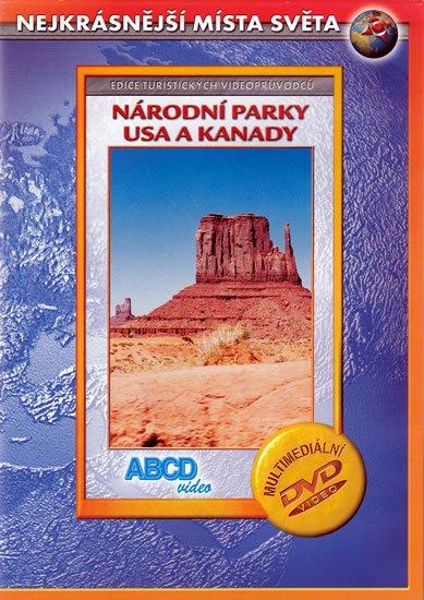 neuveden: Národní parky USA a Kanady - DVD