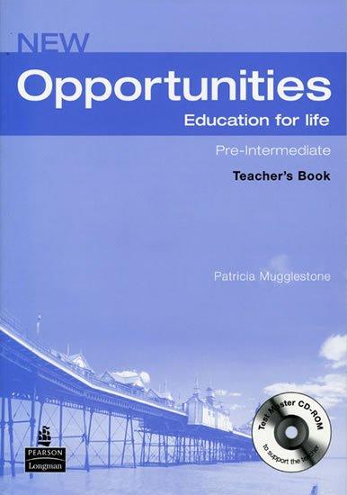 Mugglestone Patricia: New Opportunities Pre-Intermediate Teacher´s Book Pack