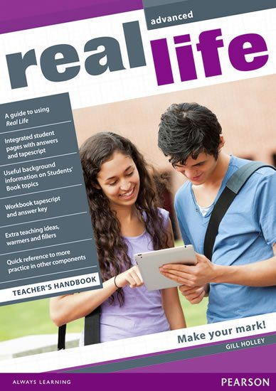 Holley Gill: Real Life Global Advanced Teacher´s Handbook