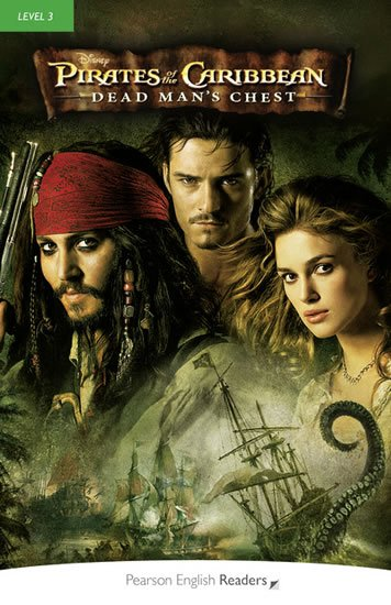 neuveden: PER | Level 3: Pirates of the Caribbean 2: Dead Man´s Chest Bk/MP3 Pack