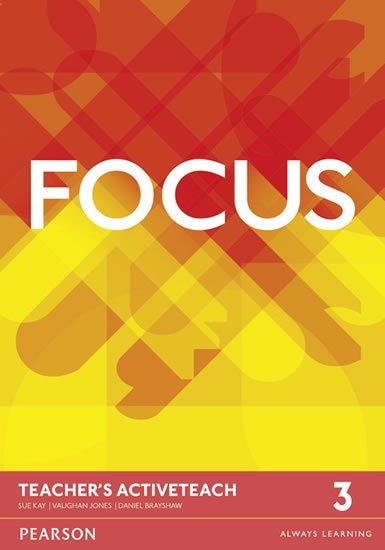 neuveden: Focus 3 Tchrs ActiveTeach