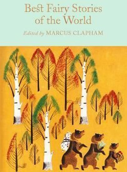 Clapham Marcus: Best Fairy Stories of the World