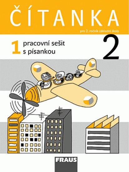 kolektiv autorů: Čítanka 2/1 pro ZŠ - pracovní sešit