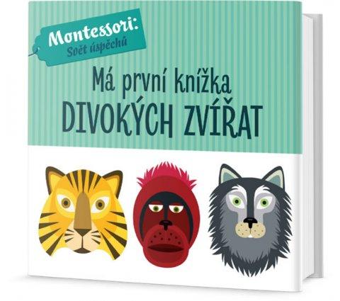 Piroddiová Chiara, Baruzziová Agnese,: Má první knížka divokých zvířat
