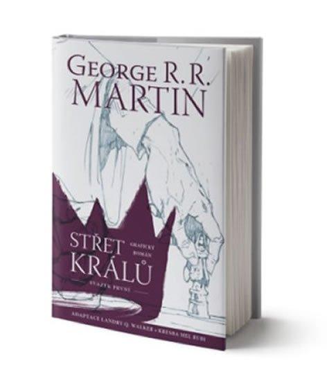 Martin George R. R.: Střet králů (komiks)