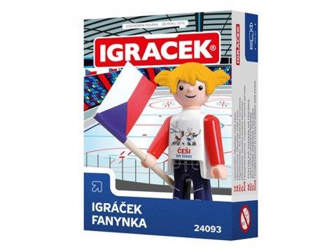 neuveden: IGRÁČEK - Fanynka II HOKEJ 2015