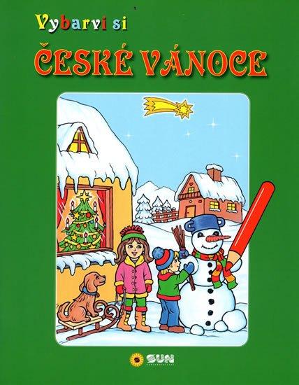 neuveden: České vánoce - Vybarvi si