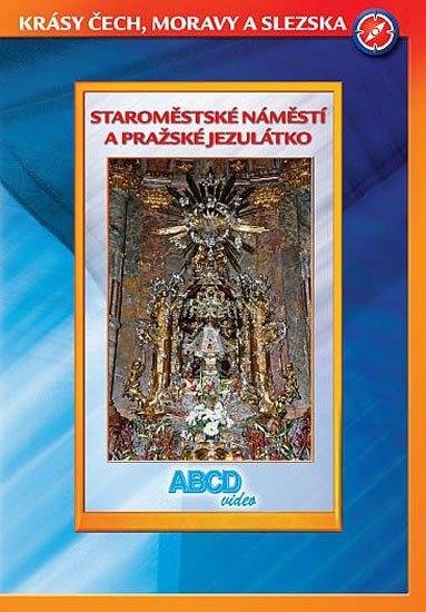 neuveden: Staroměstské náměstí a Pražské Jezulátko DVD - Krásy ČR