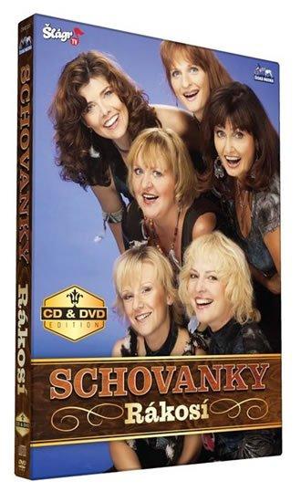 neuveden: Schovanky - Rákosí - CD+DVD