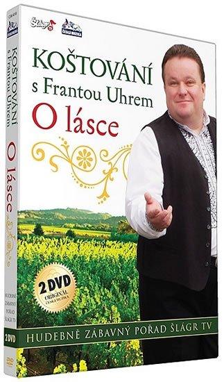 neuveden: Koštování s Fr. Uhrem o lásce - 2 DVD