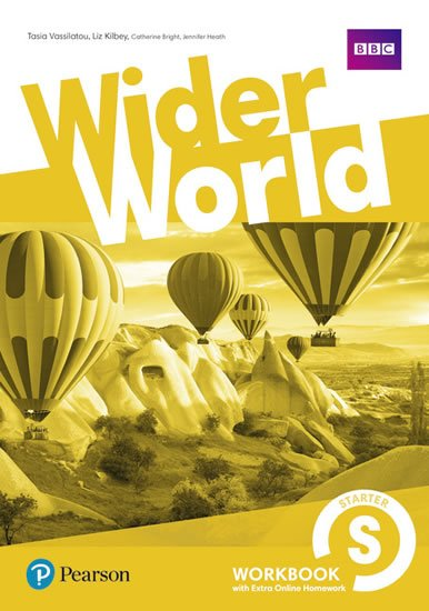 neuveden: Wider World Starter Workbook w/ Extra Online Homework Pack