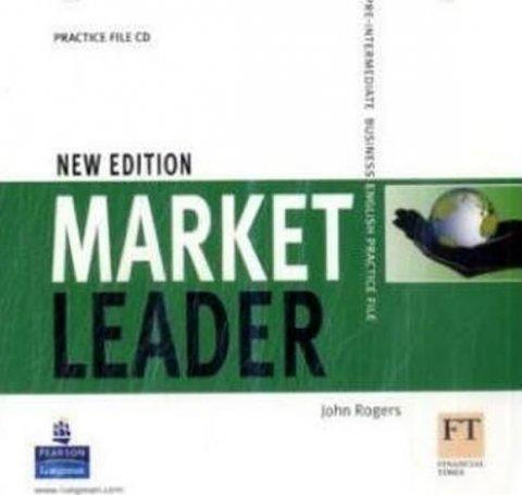 Rogers John: Market Leader New Edition Pre-Intermediate Practice File CD