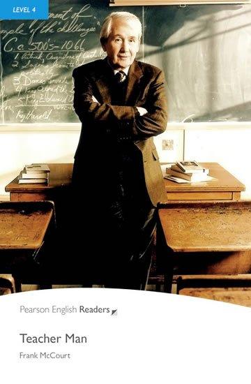 McCourt Frank: PER | Level 4: Teacher Man Bk/MP3 Pack