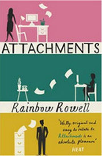 Rowellová Rainbow: Attachments