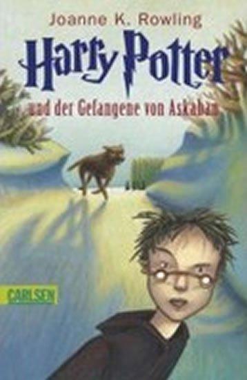 Rowlingová Joanne Kathleen: Harry Potter Und Der Gefangene Von Askaban