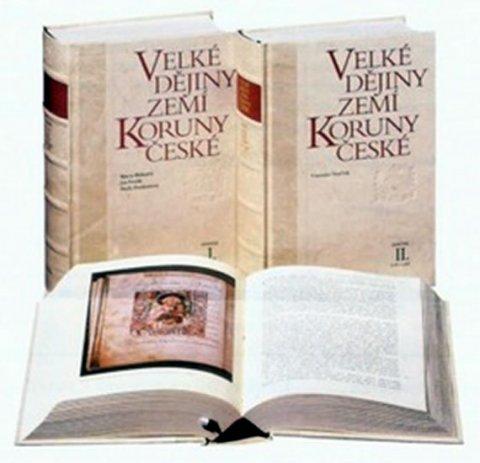 Čornej Petr, Bartlová Milena: Velké dějiny zemí Koruny české VI. 1437–1526