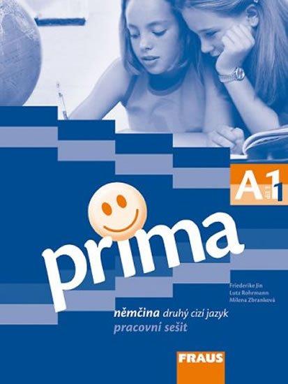 kolektiv autorů: Prima A1/díl 1 - pracovní sešit