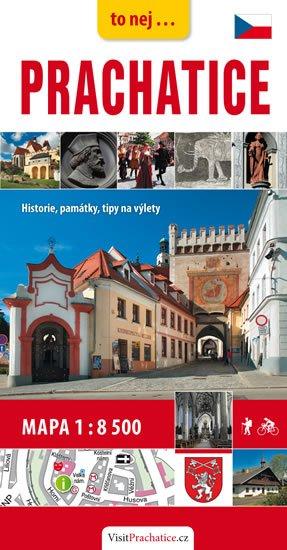 Eliášek Jan: Prachatice - kapesní průvodce/česky