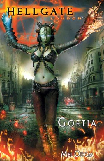 Odom Mel: Hellgate London 2 - Goetia
