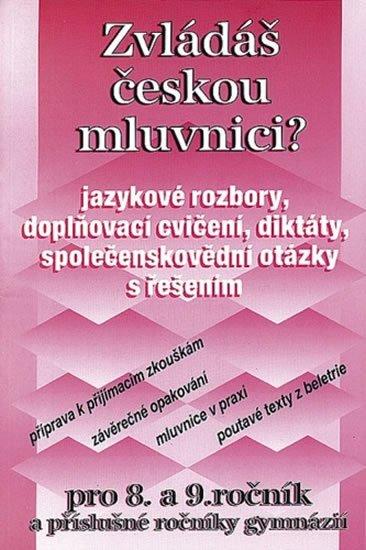neuveden: Zvládáš českou mluvnici