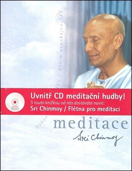 Chinmoy Sri: Meditace + CD Flétna pro meditaci