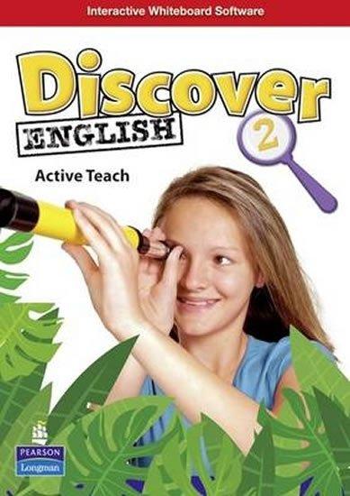 Freebairn Ingrid: Discover English 2 ActiveTeach