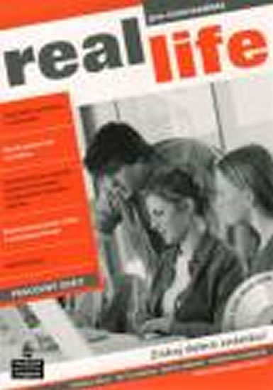 Reilly Patricia: Real Life Pre-Intermediate Workbook SK Edition