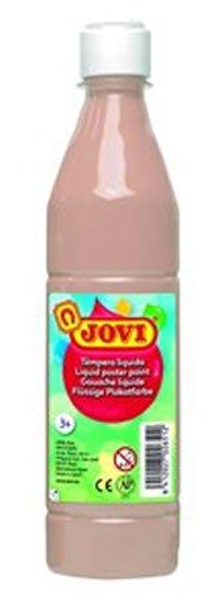 neuveden: JOVI temperová barva 500ml v lahvi tělová