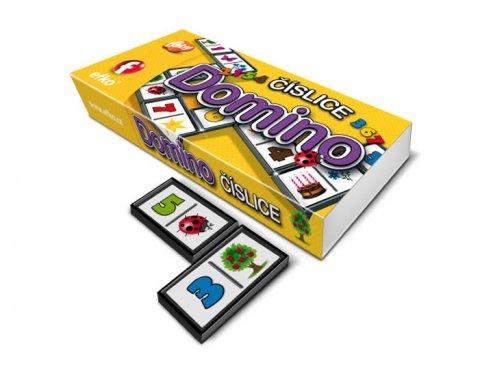 neuveden: Domino - ČÍSLICE