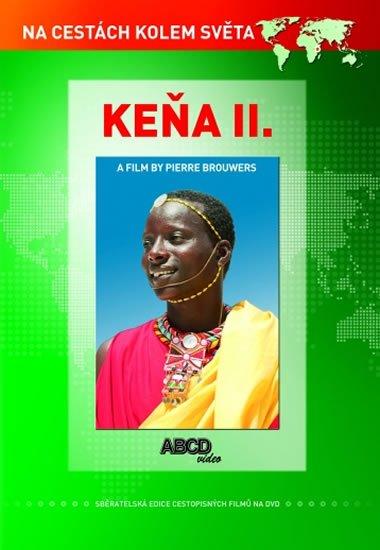 neuveden: Keňa II DVD - Na cestách kolem světa