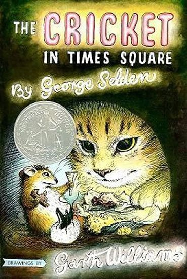 Selden George: The Cricket in Times Square