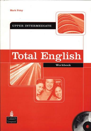 Foley Mark: Total English Upper Intermediate Workbook w/ CD-ROM Pack (no key)