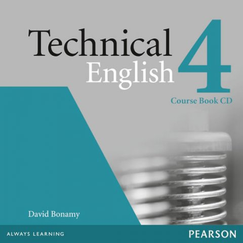 Bonamy David: Technical English 4 Coursebook CD
