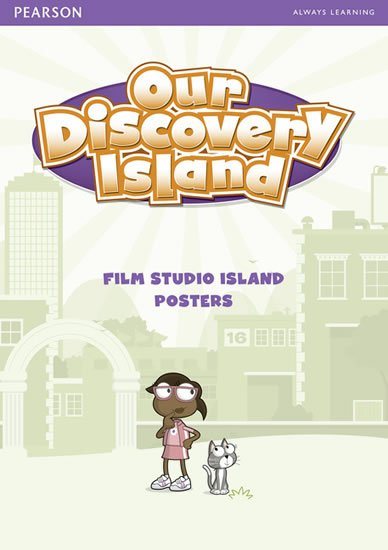 neuveden: Our Discovery Island 3 Posters