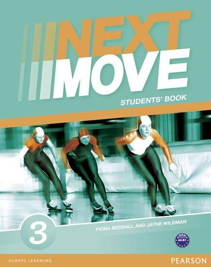 Wildman Jayne: Next Move 3 Students´ Book