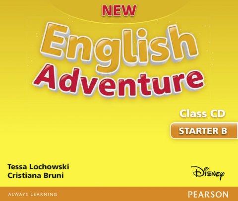 Lochowski Tessa, Bruni Cristiana: New English Adventure Starter B Class CD