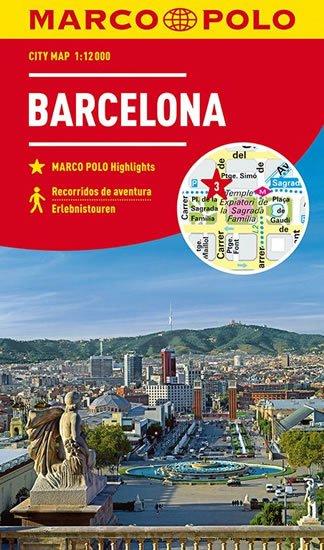 neuveden: Barcelona - lamino  MD 1:12T